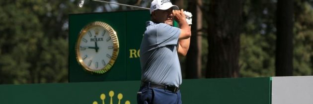 González, Top 10 en el Senior Open